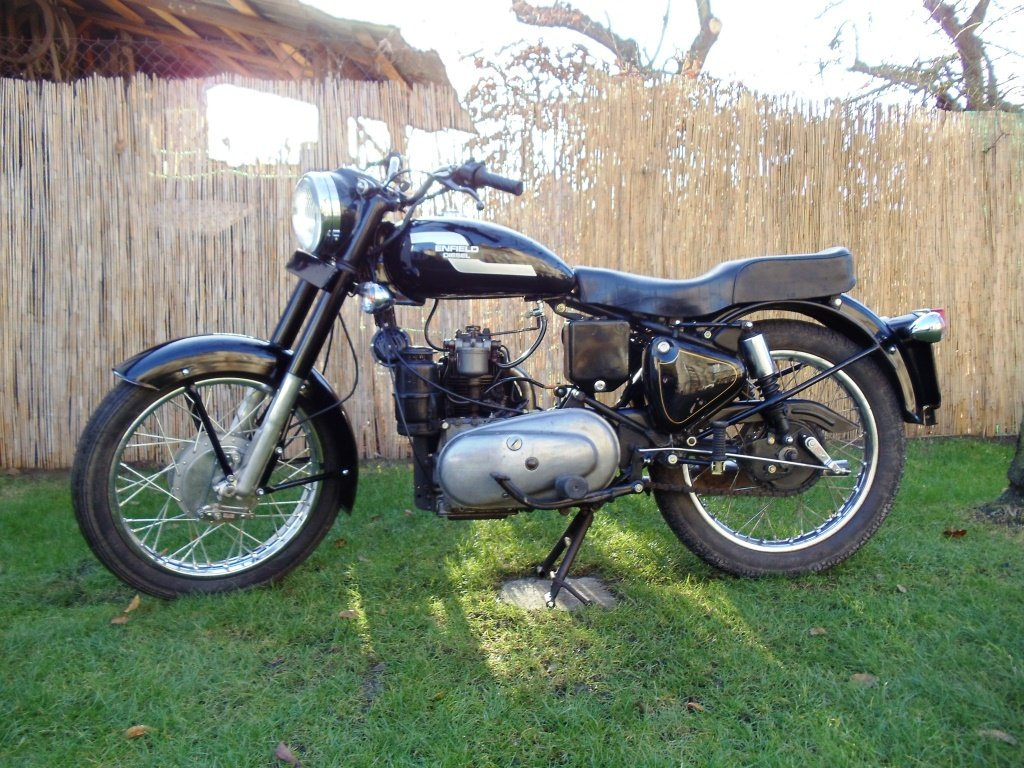 Royal Enfield 350 Diesel For Sale (picture 1 of 6)