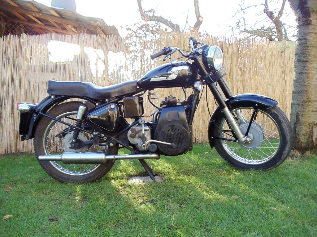 Royal Enfield 350 Diesel For Sale (picture 2 of 6)