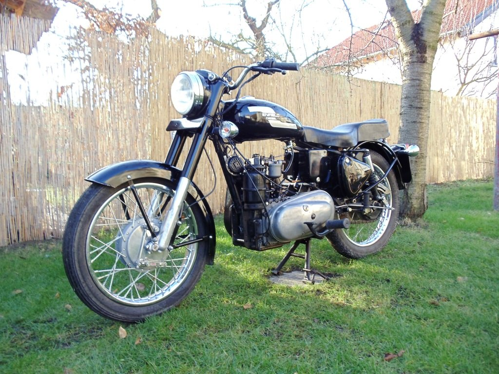 Royal Enfield 350 Diesel For Sale (picture 3 of 6)