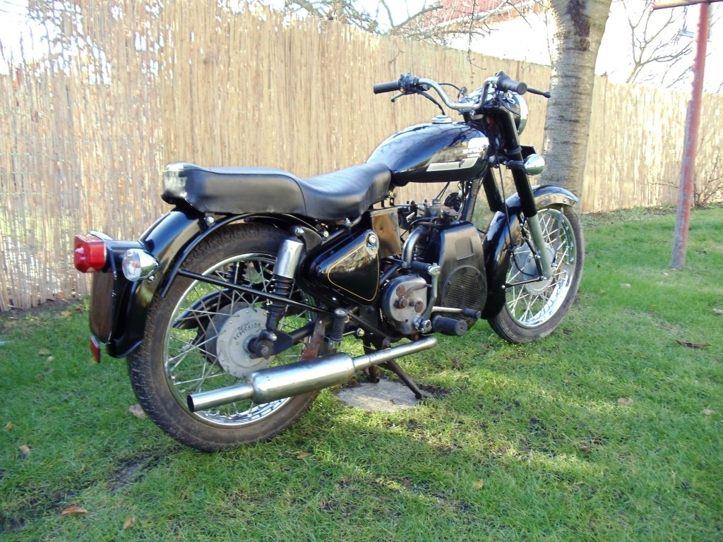 Royal Enfield 350 Diesel For Sale (picture 4 of 6)