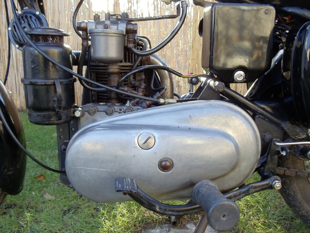 Royal Enfield 350 Diesel For Sale (picture 6 of 6)