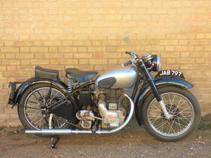 1950 Royal Enfield Model G 350cc For Sale