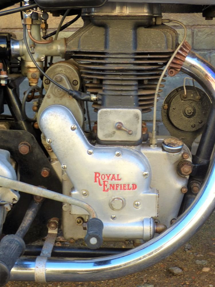 1950 Royal Enfield Model G 350cc SOLD (picture 3 of 6)