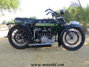 Royal Enfield Type 180 from 1922