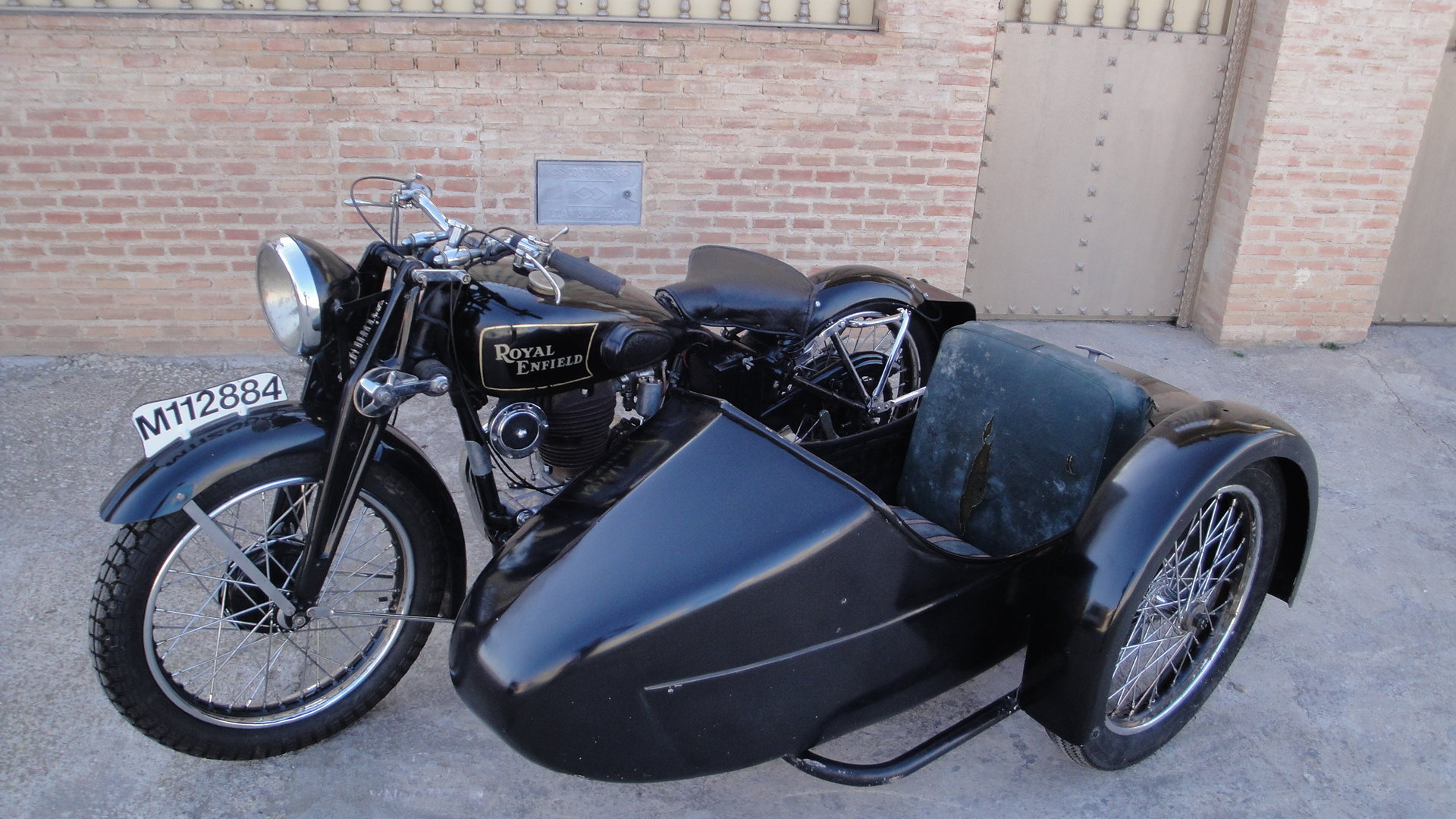 ROYAL ENFIELD J 500 OHV COMBINATION YEAR 1936 For Sale (picture 5 of 6)