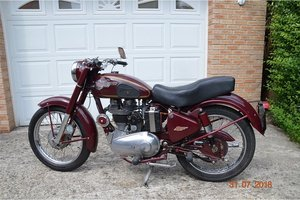 1955 ROYAL ENFIELD BULLET 350 cc For Sale