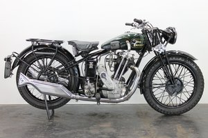 Royal Enfield Model J 1931 500cc 1 cyl ohv