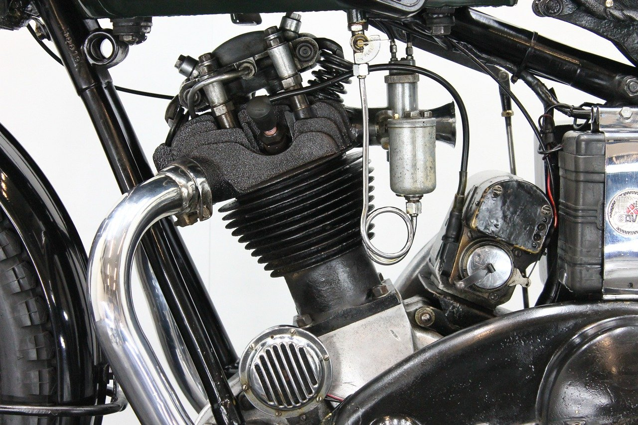 Royal Enfield Model J 1931 500cc 1 cyl ohv For Sale (picture 6 of 6)