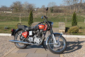 2001 Royal Enfield Bullet  For Sale by Auction