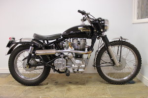 2008 Royal Enfield 350 cc Bullet Classic Trials Exceptional  SOLD