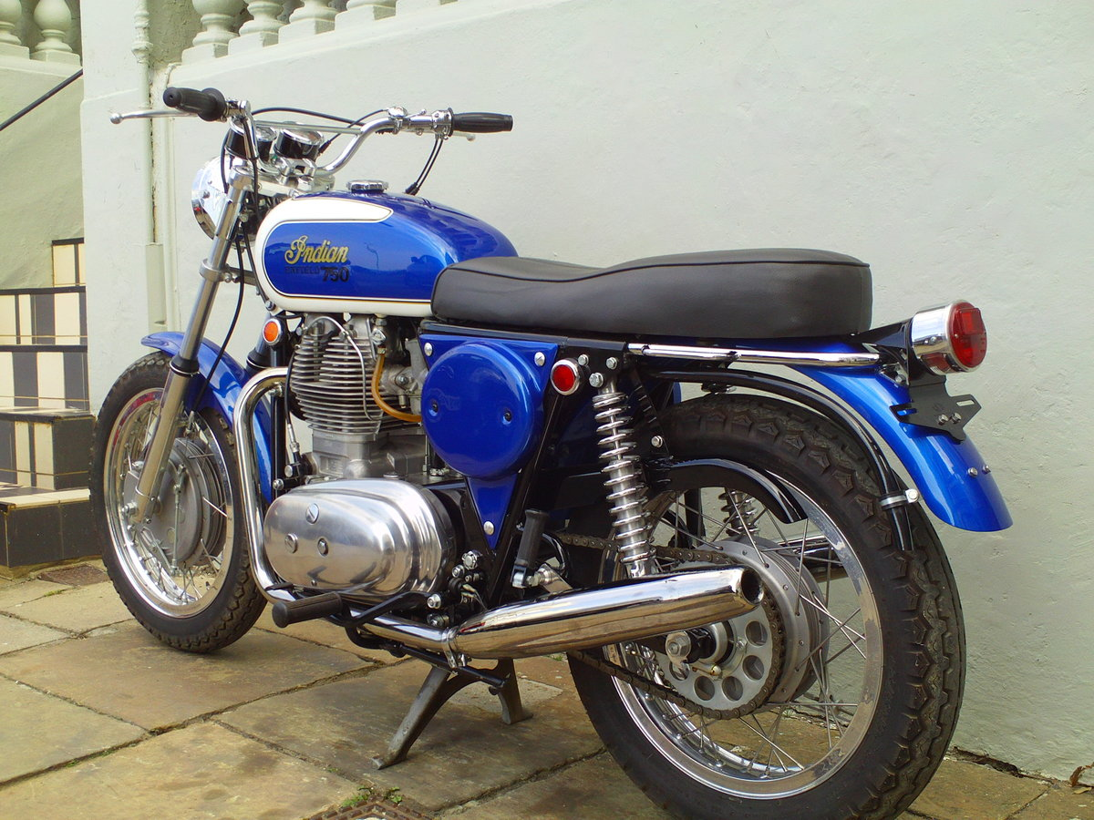 ROYAL ENFIELD INTERCEPTOR 750 INDIAN  FLOYD CLYMER For Sale (picture 4 of 6)