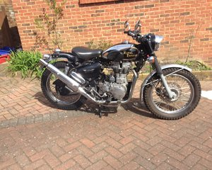 2010 Royal Enfield Bullett Electra EFI Trials Trim For Sale