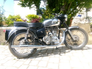 1958 ROYAL ENFIELD BIG HEAD 500 bullet single