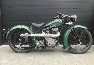 1932 Royal Enfield - Bullet LF Special  500cc 4 valve s