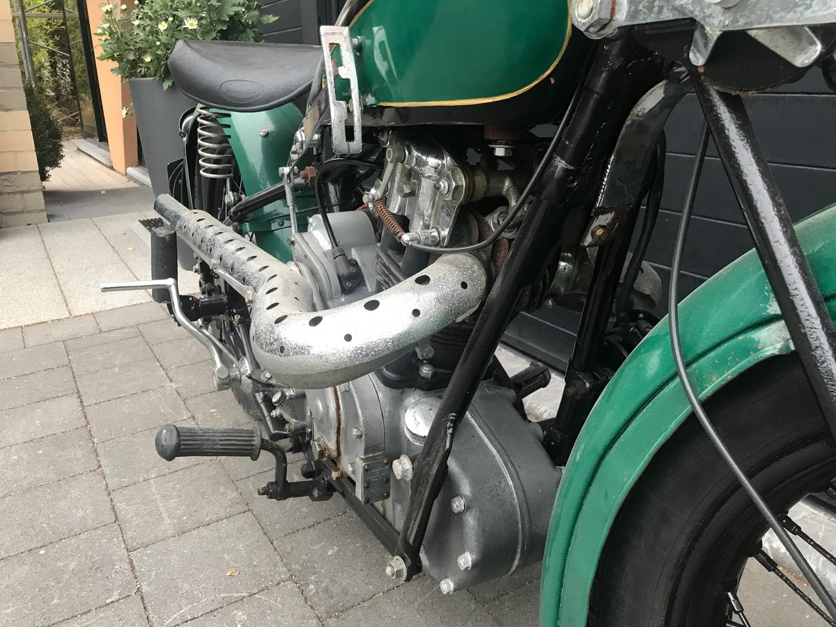 1932 Royal Enfield - Bullet LF Special  500cc 4 valve s For Sale (picture 6 of 6)