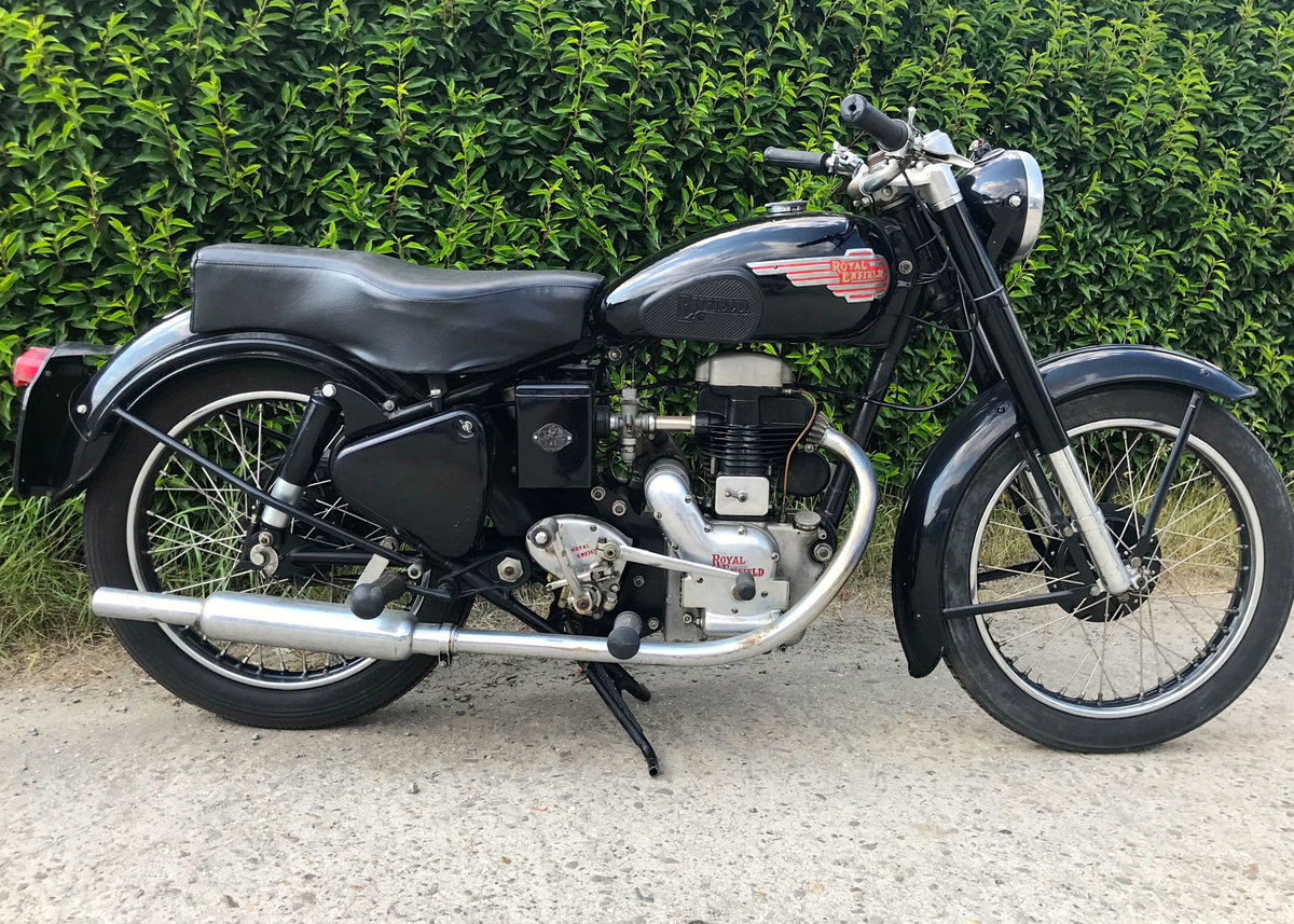 1954 Royal-Enfield - SF   low mile For Sale (picture 1 of 6)
