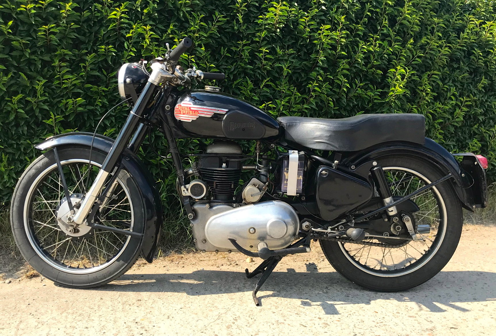 1954 Royal-Enfield - SF   low mile For Sale (picture 5 of 6)