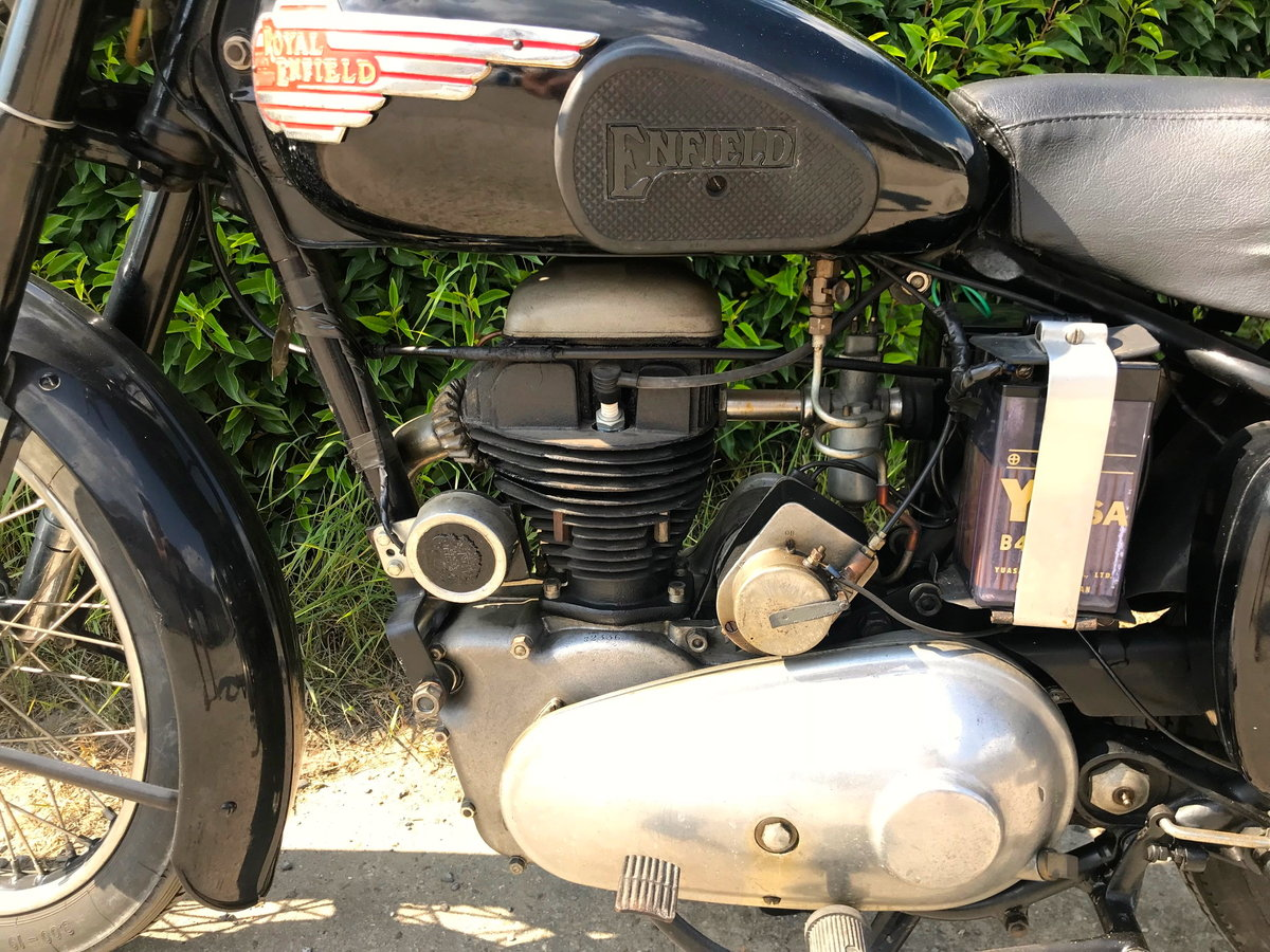1954 Royal-Enfield - SF   low mile For Sale (picture 6 of 6)