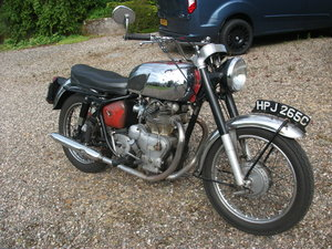 1965 Royal Enfield Interceptor Mk1 SOLD