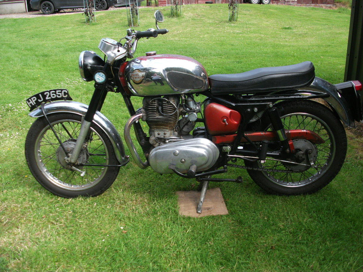 1965 Royal Enfield Interceptor Mk1 SOLD (picture 3 of 6)