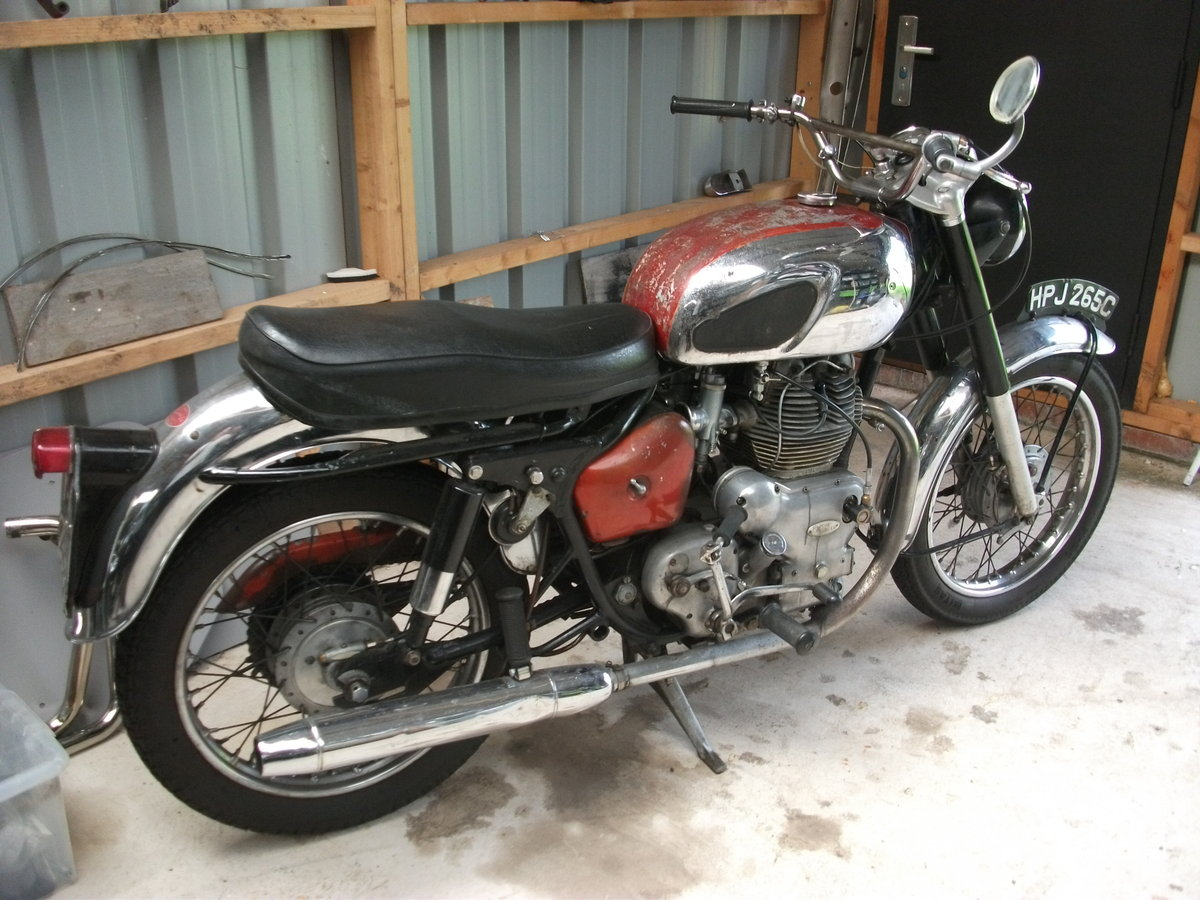 1965 Royal Enfield Interceptor Mk1 SOLD (picture 4 of 6)