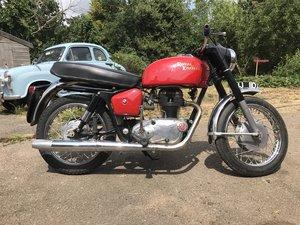 1966 Royal Enfield crusader For Sale