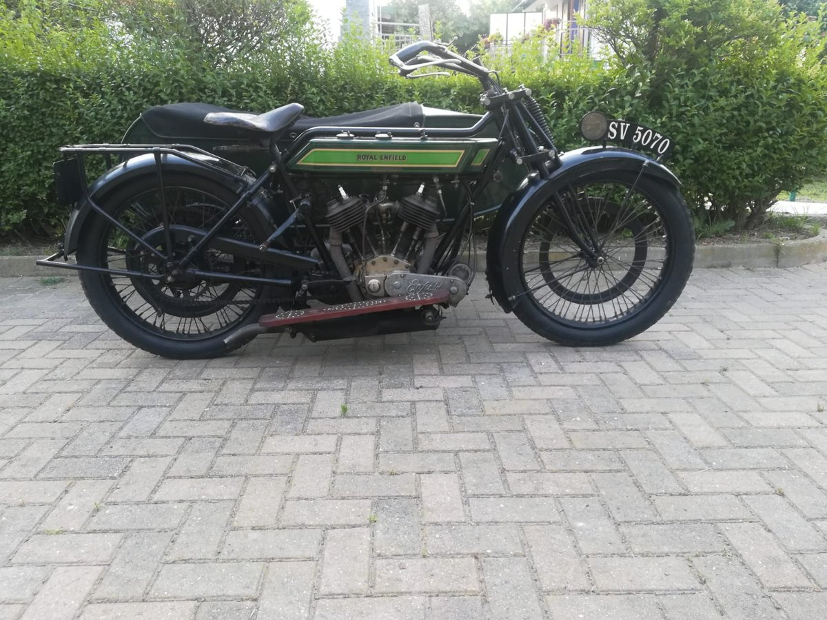 Royal Enfield 1000cc V-twin - 1922 For Sale (picture 1 of 6)