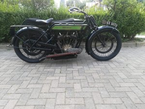 Royal Enfield 1000cc V-twin - 1922 For Sale