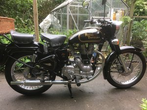 2009 Royal Enfield 350 Bullet  (very low mileage)