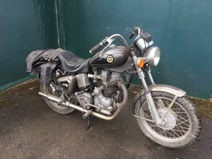 EXTRA LOT: Lot 127 - A 2001 Royal Enfield 535 - 10/08/2019 SOLD by Auction