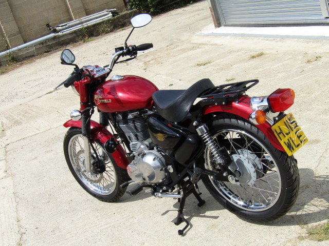 2015 Lovely low mileage Bullet For Sale (picture 2 of 5)