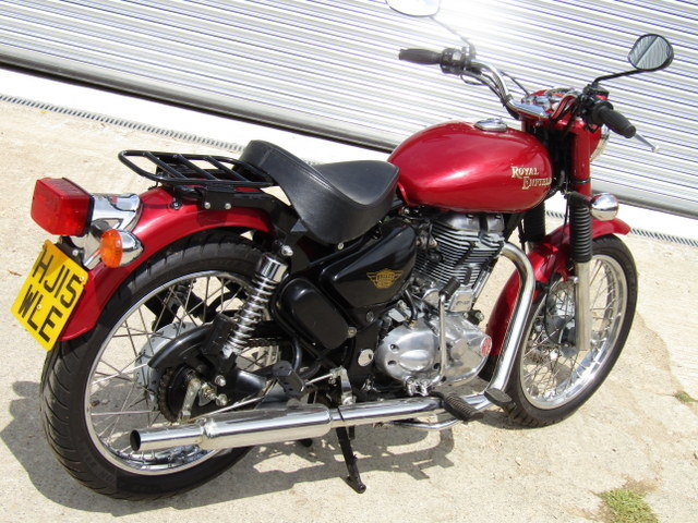 2015 Lovely low mileage Bullet For Sale (picture 4 of 5)