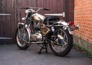 1976 Royal Enfield Silver Bullet (350cc) SOLD by Auction