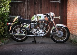 1965 Royal Enfield Cafe Racer (500cc) SOLD by Auction