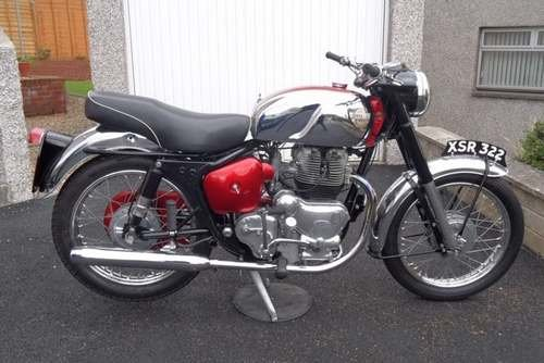 1960 Royal Enfield Constellation at Morris Leslie Auction  SOLD by Auction (picture 1 of 4)