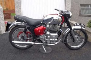 Picture of 1960 Royal Enfield Constellation at Morris Leslie Auction  SOLD by Auction