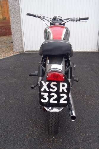 1960 Royal Enfield Constellation at Morris Leslie Auction  SOLD by Auction (picture 4 of 4)