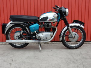 Royal Enfield Crusader  250cc  1963 For Sale