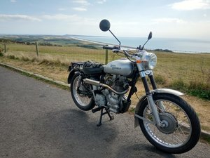2004 Royal Enfield Sixty Five Bullet 500 ( ASBO 19 ) For Sale
