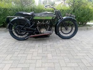 1922 Royal Enfield 8hp Combination For Sale by Auction