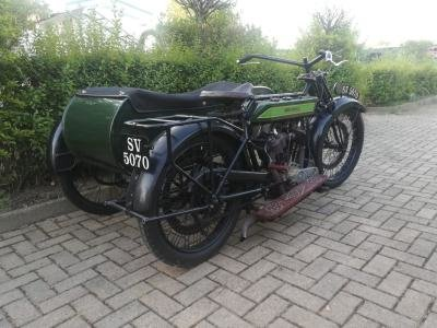 1922 Royal Enfield 8hp Combination For Sale by Auction (picture 2 of 6)
