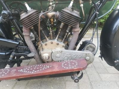 1922 Royal Enfield 8hp Combination For Sale by Auction (picture 4 of 6)