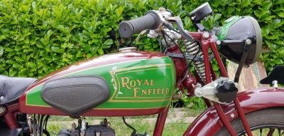 1938 Royal Enfield Model C For Sale by Auction (picture 2 of 6)
