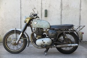 1963 Royal Enfield Constellation 700cc SOLD