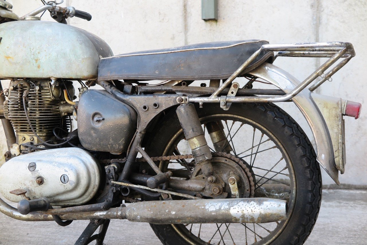 1963 Royal Enfield Constellation 700cc SOLD (picture 3 of 6)