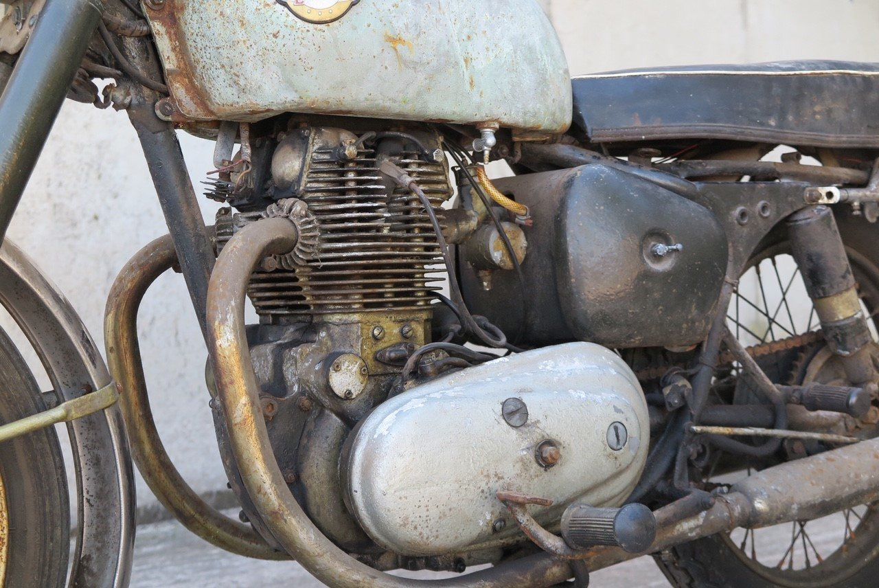 1963 Royal Enfield Constellation 700cc SOLD (picture 4 of 6)