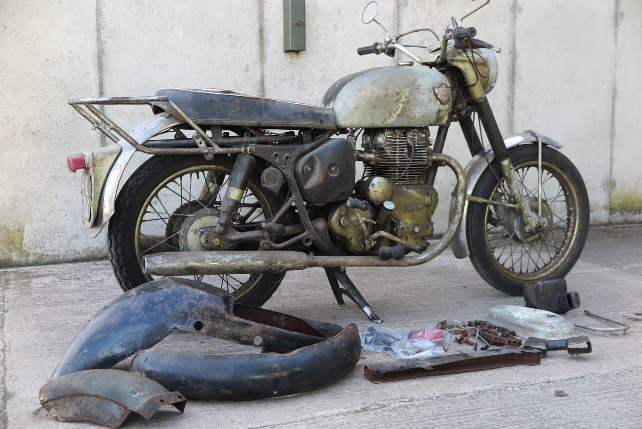 1963 Royal Enfield Constellation 700cc SOLD (picture 6 of 6)