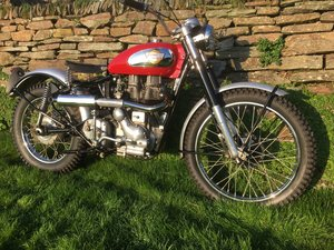 1997 Royal Enfield 500cc Bullet Trials SOLD