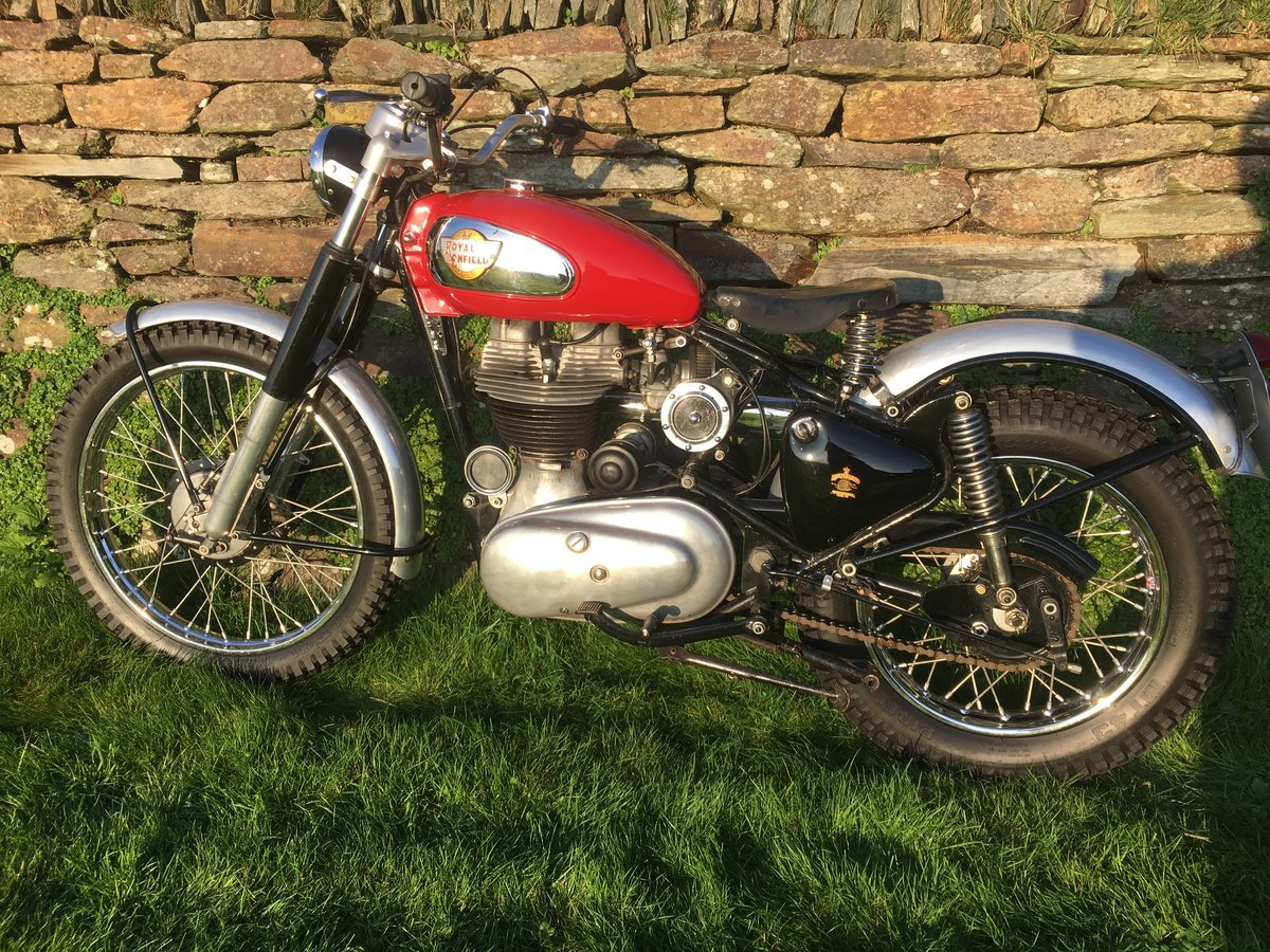 1997 Royal Enfield 500cc Bullet Trials SOLD (picture 2 of 6)
