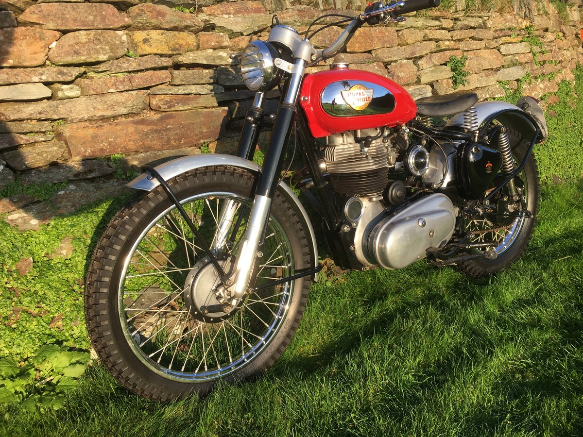 1997 Royal Enfield 500cc Bullet Trials SOLD (picture 3 of 6)